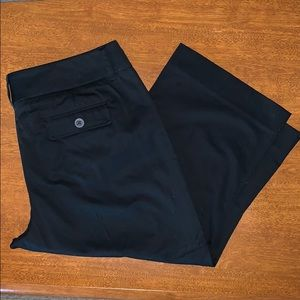 New York & Company Cropped Trousers